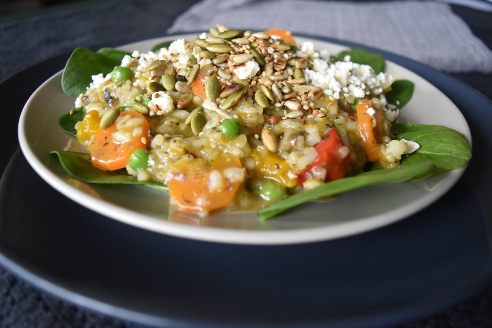 Healthy vegetarian thermomix recipes thermobexta thermobextas veggie risotto forumfinder Image collections